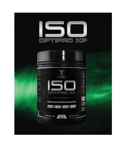 ISO OPTIPRO XP : La migliore formulazione proteica ad alto valore biologico.